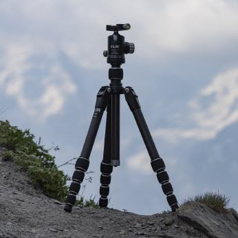 Tripod with Leveling Unit (chinese)